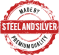 Steel and Silver